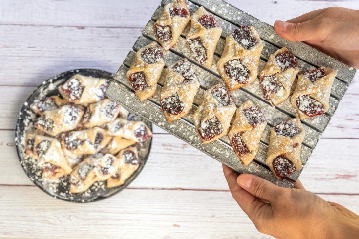 Kolaczki - Polish Christmas Cookies
