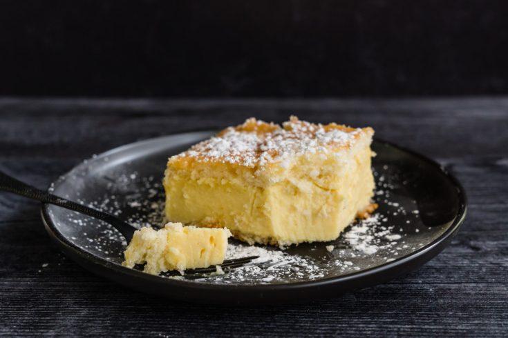 Papal Cream Cake: Polish Kremowka
