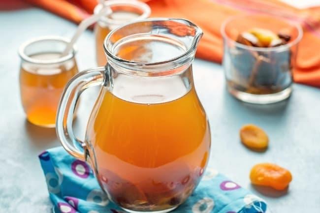 Summer Kompot Recipe: Polish Fruit Drink