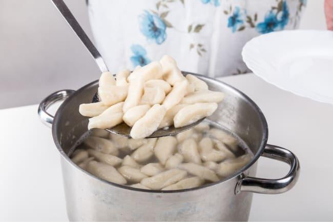 Kopytka: Polish Potato Dumplings