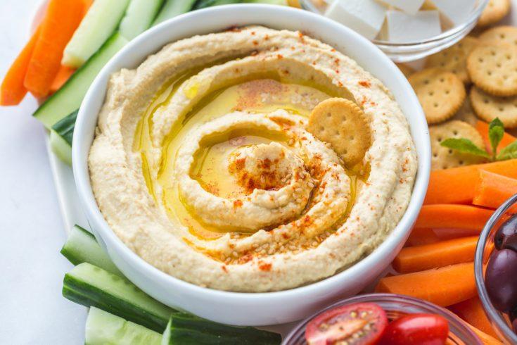 Best Hummus Recipe from Scratch