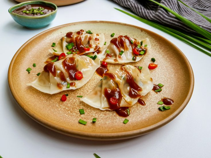 Veggie Dumplings Recipe