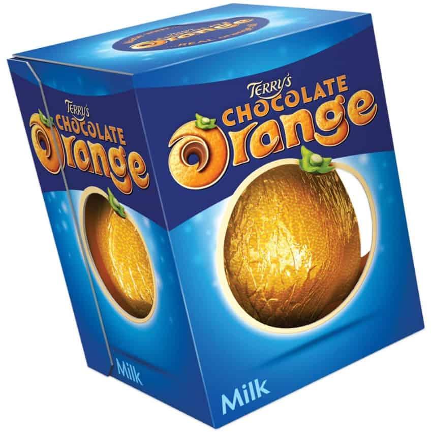 Terry's Holiday Milk Chocolate Orange - 5.53oz : Target