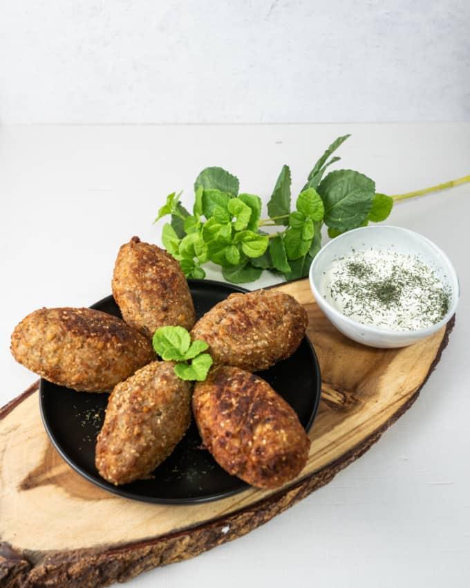 Classic Lebanese Kibbeh